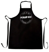 This Is My Pickled Egg Cooking Apron, Great Gift For Foodies, Gift Wrap and Gift Card Service Available