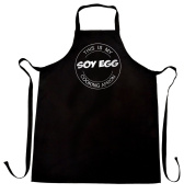 This Is My Soy Egg Cooking Apron, Great Gift For Foodies, Gift Wrap and Gift Card Service Available