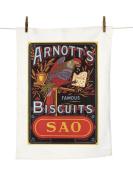 ARNOTT'S Biscuit 1922 Tea Towel