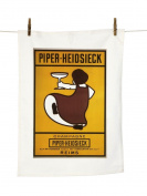 Piper Heidsieck Champagne Tea Towel