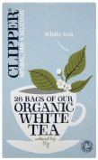 Clipper Organic White 26 Teabags