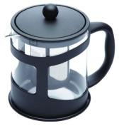 LeXpress Glass 1 Litre Teapot with Polypropylene Holder