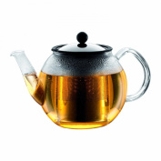 BODUM Shin Cha 1 Litre/ 1010ml Tea Press with Stainless Steel filter
