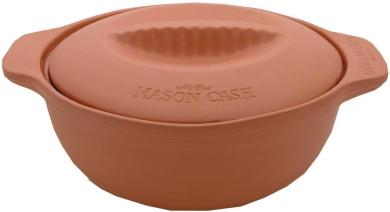 Mason Cash 2.75 Litre 24 cm Terracotta Deep Casserole Dish