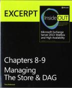 Managing the Store & DAG