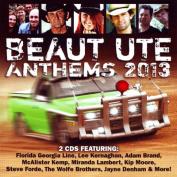 Beaut Ute Anthems 2013  (CD) [2 Discs] [Region 4] [2 Discs]