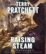 Raising Steam (Discworld Novels  [Audio]