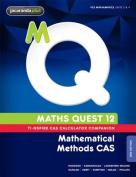 Maths Quest 12 Mathematical Methods CAS TI-Nspire Calculator Companion