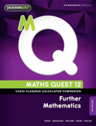 Maths Quest 12 Further Mathematics Casio Classpad Calculator Companion
