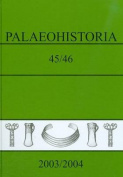 Palaeohistoria 45/46