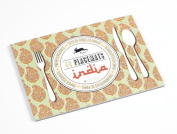 India: Placemat Pad