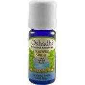 Oshadhi Essential Oil, Eucalyptus Smithii Extra Organic, 10ml