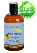 Botanical Beauty Pure EMU Oil, 100% Pure, 1oz-30 Ml