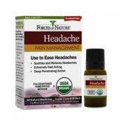 Forces Of Nature Homoeopathic Products 11 Ml Headache Pain Management 11 Ml
