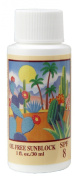 Arizona Sun Sunscreen SPF 8 - 30ml - A Sun Protection Sun Screen Lotion - Natural Oil Free - Face and Body Sunblock- Sun Block for Outdoors