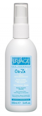 Uriage Baby Cu-Zn+ Anti-Irritation Spray 100ml