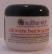NATURULZ - Ultimate Healing Pain Cream - Homoeopathic Skin Cream/Baby Nappy Cream- Skin Healing & Moisturising Ointment