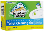Scrubbing Bubbles Toilet Cleaning Gel - 6 disc packs