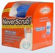 NeverScrub Automatic Toilet Cleaning System