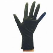 Soft N Style Black Vinyl Powder Free Glove