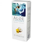 Aloe Cadabra Personal Lubricant - Pina Colada 70ml with Vitamin E