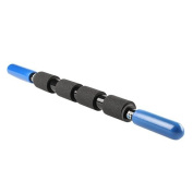 Pro-Tec Athletics Standard Size Roller Massager w/ Trigger Point Release Grips
