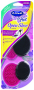 Dr. Scholl's For Her Open Shoe Insoles with Massaging Gel, Women's Sizes 6-10, 1 pair
