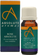 Absolute Aromas Rose Absolute Essential Oil 5% in Light Coconut