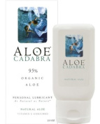 Aloe Cadabra Organic Lubricant - Natural 70ml Bottle