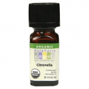 Aura Cacia Organic Essential Oil - Citronella - .740ml