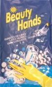 Flocklined Dishwashing Yellow Latex Gloves {Large}