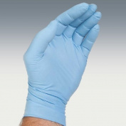Seidman Associates GNPR-M-1T Disposable Powder-Free Nitrile Gloves M