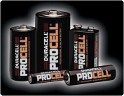 Procell Professional Alkaline Batteries. Unit