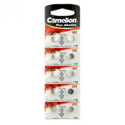Camelion AG2-BP10, Alkaline Button Battery, 1.5V 10pcs Per Pack