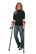 In-Motion Forearm Short Crutch
