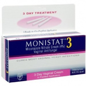 MONISTAT 3 CREAM PREFILLED 1 EACH