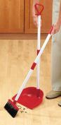 Long Handeld dustpan and broom by Miles Kimball