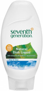 Seventh Generation Hand Care Natural Dish Liquid Free and Clear -- 530ml
