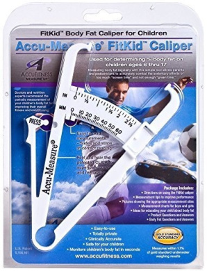 Accu Measure FitKid Caliper For Children