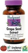 BlueBonnet Super Fruit Grape Seed Extract Supplement, 60 Count