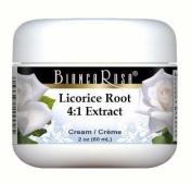Extra Strength Licorice Root 4:1 Extract Cream - 60ml - ZIN