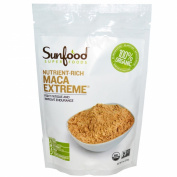 Organic Maca Powder (Extreme) Sunfood 240ml Powder