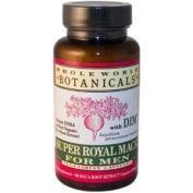 Whole World Botanicals Super Royal Maca for Men 500 Mg 90 Veggie Caps