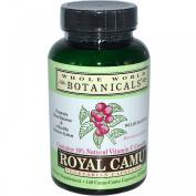 Whole World Botanicals, Royal Camu, 350 mg, 140 Vegetable Capsules, 50ml