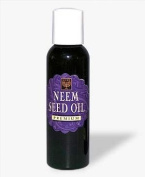 Neem Seed Oil Certified Organic Wild Harvested Cold Pressed 60ml ONLY $4.99!