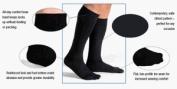 Jobst for Men Casual Support Socks 20-30mmHg Large Khaki