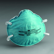 N95 Health Care Particulate Respirator And Surgical Mask Qty 20