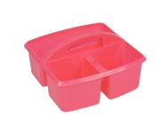 Romanoff Small Utility Caddy, Hot Pink