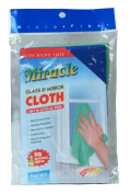Miracle Glass & Mirror Cloth 2-pack Lint & Streak Free