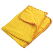 Robinson Young Yellow Dusters 100 Per Cent Cotton 500X350Mm Ref 0318